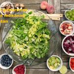 Ketahui penurunan manfaat makanan kesehatan