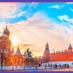 Tempat Yang Wajib Dikunjungi Saat Berkunjung Di Rusia
